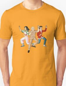 The Karate Kid - Group - Color T-Shirt