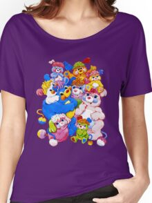 Popples - Group - Color Women's Relaxed Fit T-Shirt