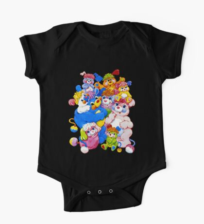 Popples - Group - Color One Piece - Short Sleeve