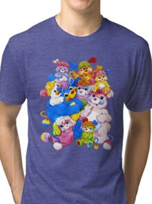 Popples - Group - Color Tri-blend T-Shirt