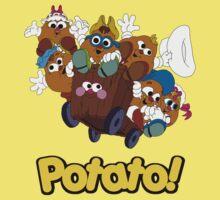 Potato Head Kids - Group - Color Kids Clothes