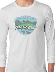 Lost - Hurley's Island Open Golf Tournament Long Sleeve T-Shirt