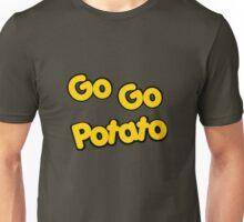 Potato Head Kids - Go Go Potato - Color Unisex T-Shirt