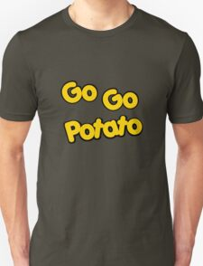 Potato Head Kids - Go Go Potato - Color T-Shirt