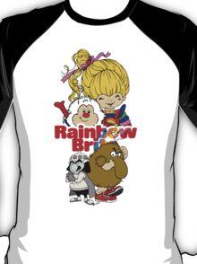 Rainbow Brite - Group Logo #1 - Color  T-Shirt