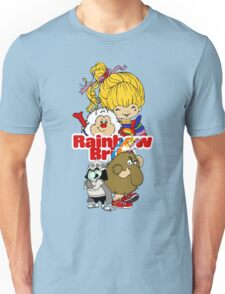 Rainbow Brite - Group Logo #1 - Color  Unisex T-Shirt