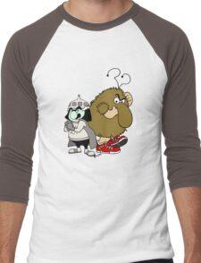 Rainbow Brite - Group - Lurky & Murky - Color Men's Baseball ¾ T-Shirt