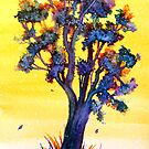 Tree Magic by Linda Callaghan