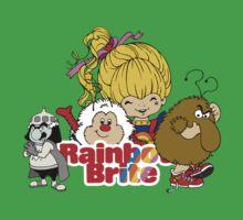 Rainbow Brite - Group Logo #2 - Color Kids Clothes