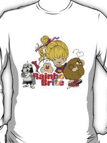 Rainbow Brite - Group Logo #2 - Color T-Shirt