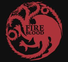 House Targaryen by penguinua