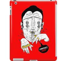 Vampires Suck! iPad Case/Skin