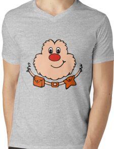 Rainbow Brite - Sprite - Saucy - Color Mens V-Neck T-Shirt