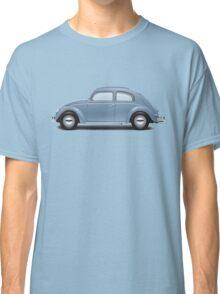 1951 Volkswagen Beetle Sedan - Azure Blue Classic T-Shirt
