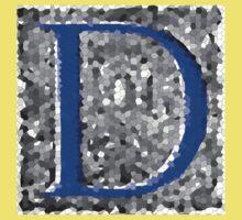 The Fantastic Letter D Kids Clothes
