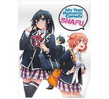 My Teen Romantic Comedy SNAFU Poster