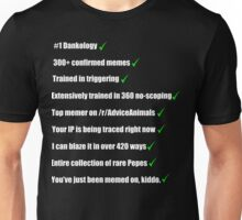 Memed On Unisex T-Shirt