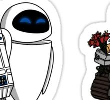 EVA? v2 Sticker