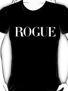 Rogue/Vogue - White Print T-Shirt