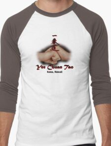 Yee Chuan Tao Kona Hawaii T-Shirt Men's Baseball ¾ T-Shirt