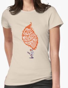 Good Mythical Morning Womens Fitted T-Shirt
