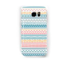 Hipster Pattern | Geometric Colors Samsung Galaxy Case/Skin