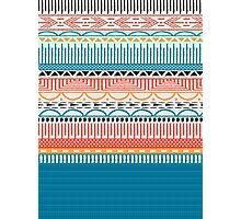 Sweater Pattern   Knit Pattern Photographic Print