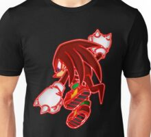 Neon Knuckles The Echidna Unisex T-Shirt