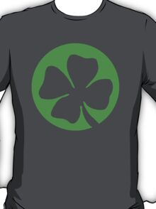 St. Patrick's day: Shamrock T-Shirt