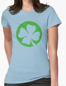 St. Patrick's day: Shamrock Womens Fitted T-Shirt