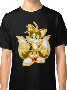 Neon Miles Tails Prower Classic T-Shirt