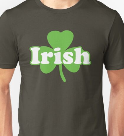Irish Unisex T-Shirt