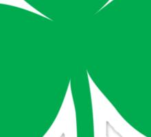 Shamrock Sticker
