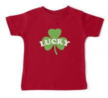 St. Patrick's day: Lucky Baby Tee