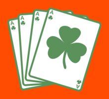 St. Patrick's day: Poker Kids Clothes