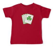 St. Patrick's day: Poker Baby Tee
