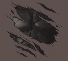 The Dark Knight - Tear Tee by lainefirth