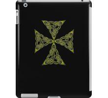 "Lindisfarne ""St John's Knot"" Grunge iPad Case/Skin"