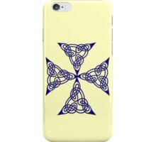 "Lindisfarne ""St John's Knot"" Tattoo iPhone Case/Skin"