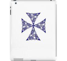 """Lindisfarne """"St John's Knot"""" Tattoo iPad Case/Skin"""