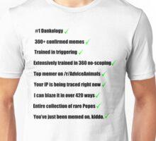 Memed On v2 Unisex T-Shirt