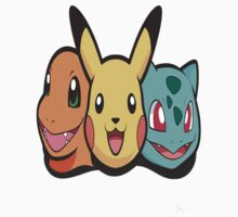 Pokemon Faces by TheDogeMaster