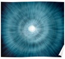 White Hole Poster