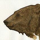 The Maiden  Fair - Bear by Bluecrow10