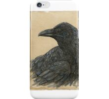 Unbound - Crow iPhone Case/Skin