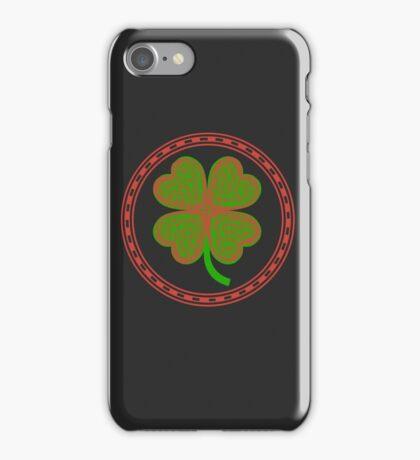 A clover iPhone Case/Skin