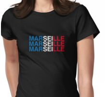 MARSEILLE Womens Fitted T-Shirt