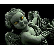 Evil Angel Photographic Print