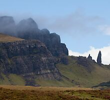 The Storr, Isle of Skye by Sue Arber
