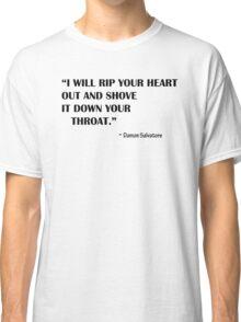 Damon Salvatore Classic T-Shirt